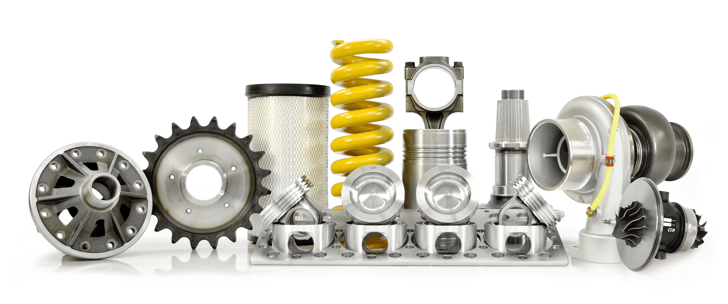 Implement Replacement Parts : Costex tractor parts aftermarket caterpillar replacement